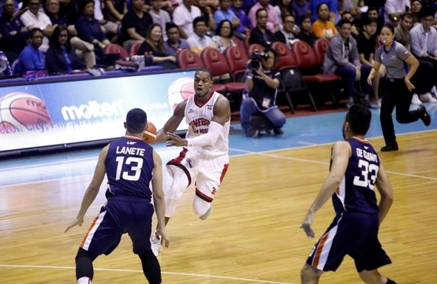 PBA Finals: Ginebra vs Meralco Game 2