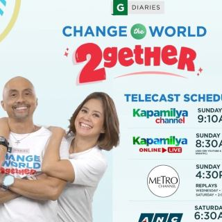 G Diaries Change The World 2getHer October 17, 2021