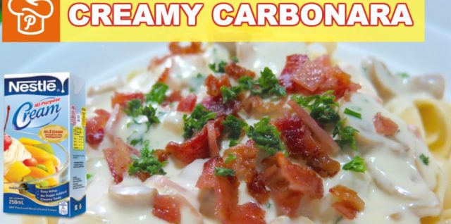 Creamy Carbonara Recipe