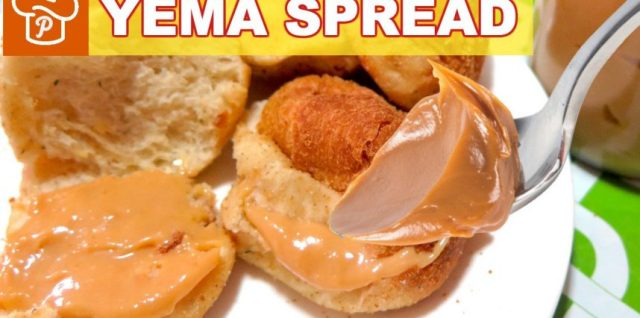 Yema Spread Recipe