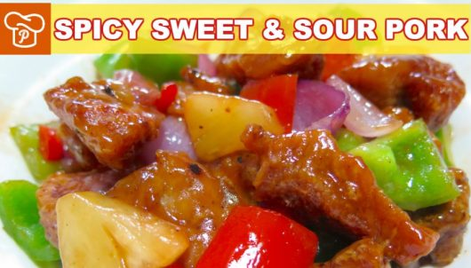 Spicy Sweet and Sour Pork Recipe