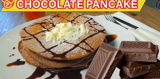 Chocolate Pancake Recipe