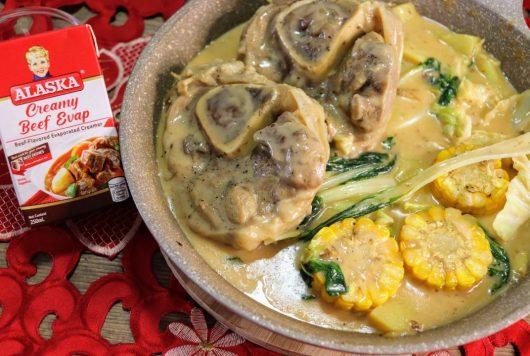 Creamy Beef Bulalo Recipe