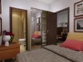 Interior-apartment-bedroom