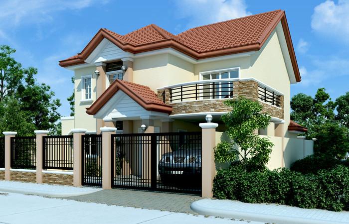 Modern House Design 2012005 | Pinoy ePlans - Modern House ...
