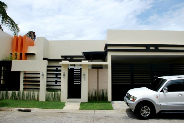 House designs most popular in the philippines pinoy eplans for Small house exterior design philippines