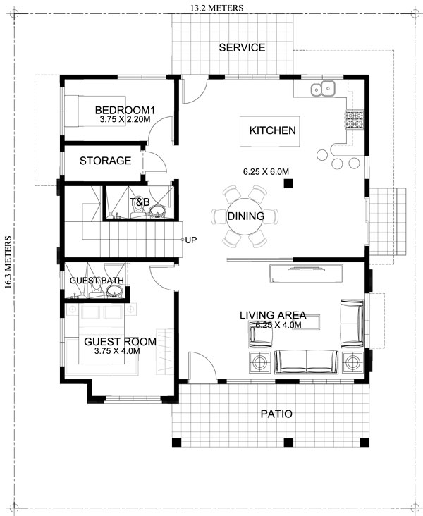 MHD-2015021-Ground-Floor-Plan