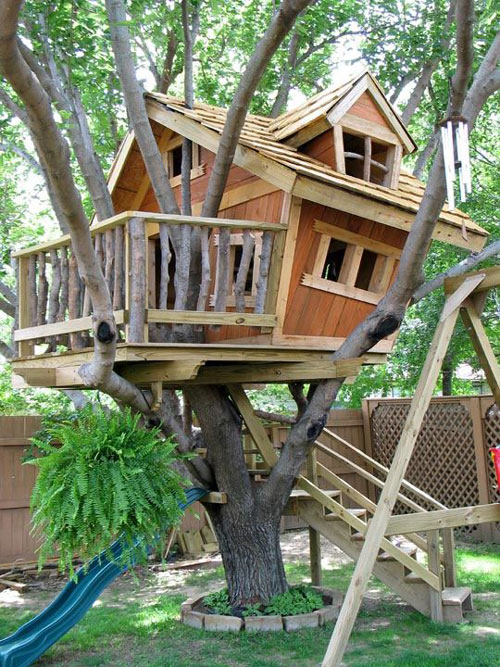 25 Amazingly Cool Tree Houses Pinoy EPlans