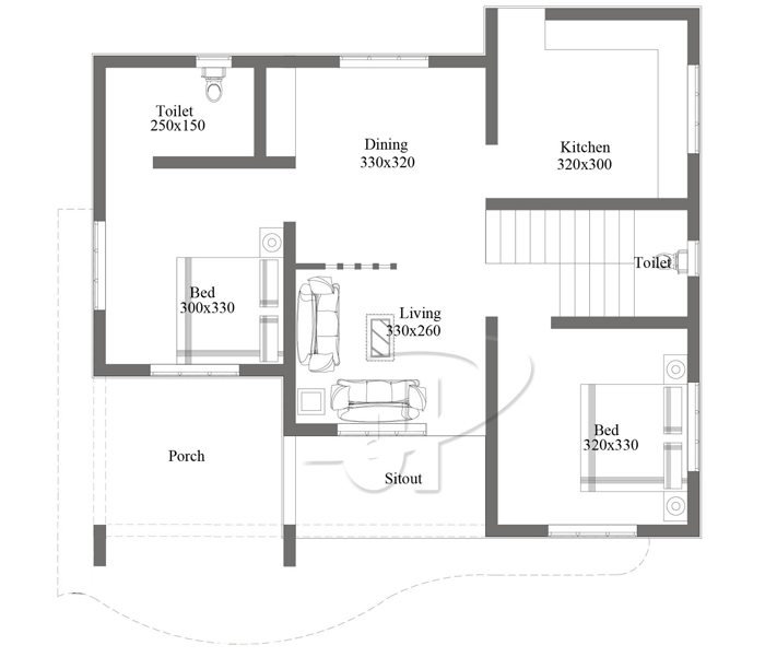 Awesome Bedroom Floor Plan Photos Home Design Ideas