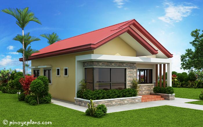 Single Storey 3 Bedroom House Plan