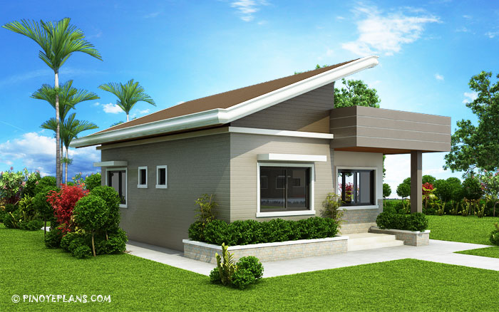 SHD 2017032 DESIGN4 View01 - 22+ 3 Bedroom Small House Design Philippines Pictures