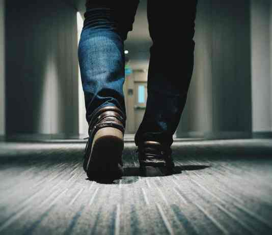 walk pedometer fitnesshealth tip jeff alagar iamge1