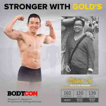 golds gym philippines bodycon 3 0 finals night 2017 relatable fitness melvin te