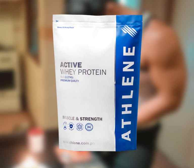 Affordable Whey Supplement Solution: Athlene ACTIVE Whey Protein