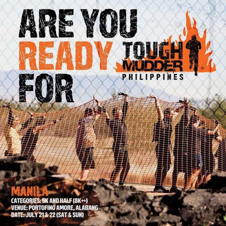 Are You Ready For Tough Mudder 2018 Philippines?