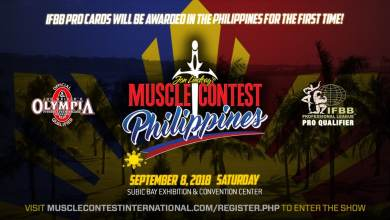 muscle contest philippines 2018 subic ifbb olympia qualifier pro card relatable fitness image