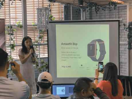 amazfit philippines product event launch pinoy fit buddy smartwatch xiaomi image 16