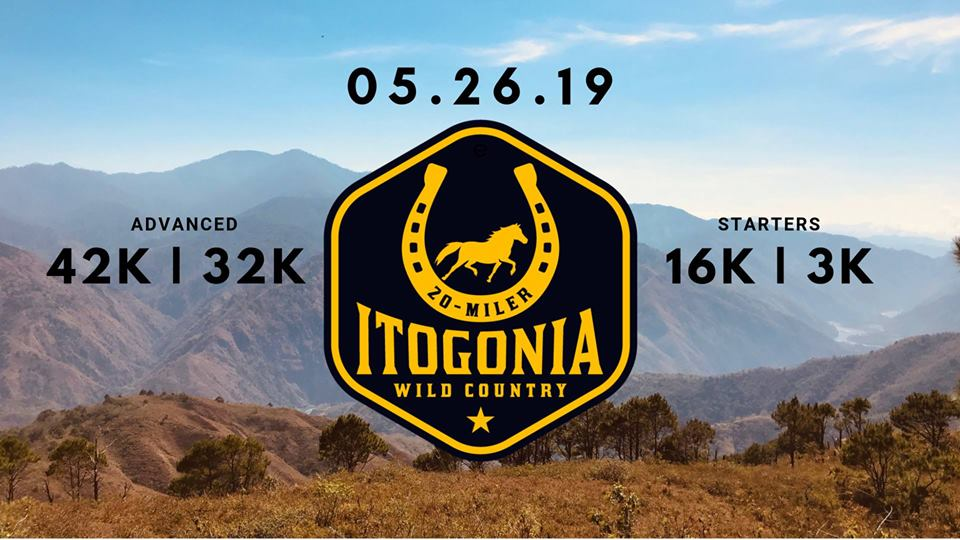 itogonia mountain marathon 2019 32k 42k 16k 3k trail events philippines