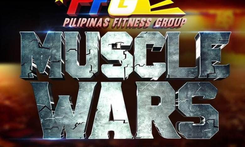 pilipinas fitness group muscle wars 2019 bodybuilding physique competition philippines