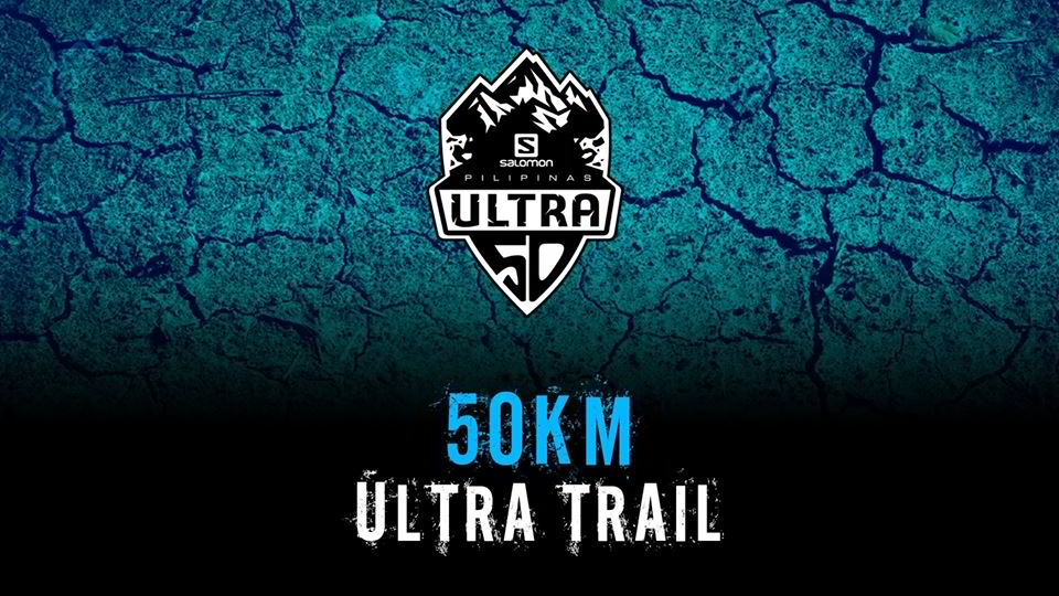 salomon ultra 50 trail run image
