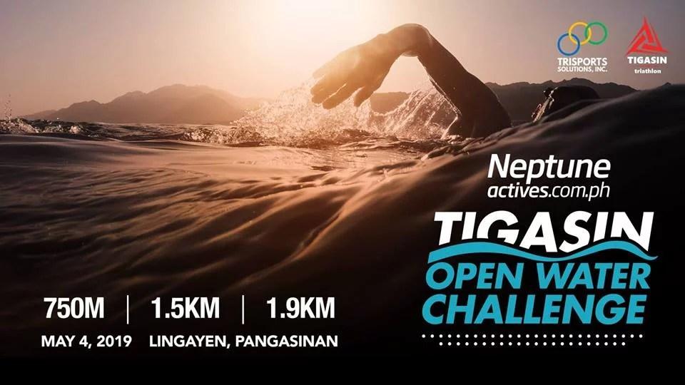 tigasin open water challenge 2019 pangasinan2