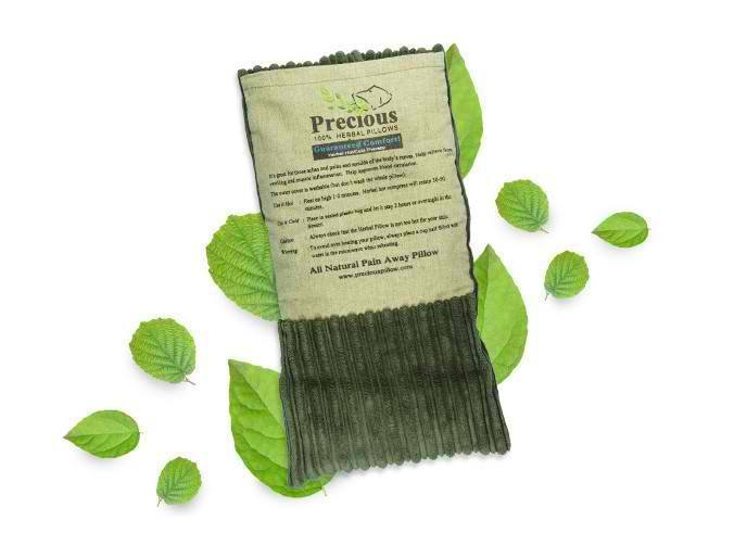 Relaxing Time With Pain-Away Precious Herbal Pillow