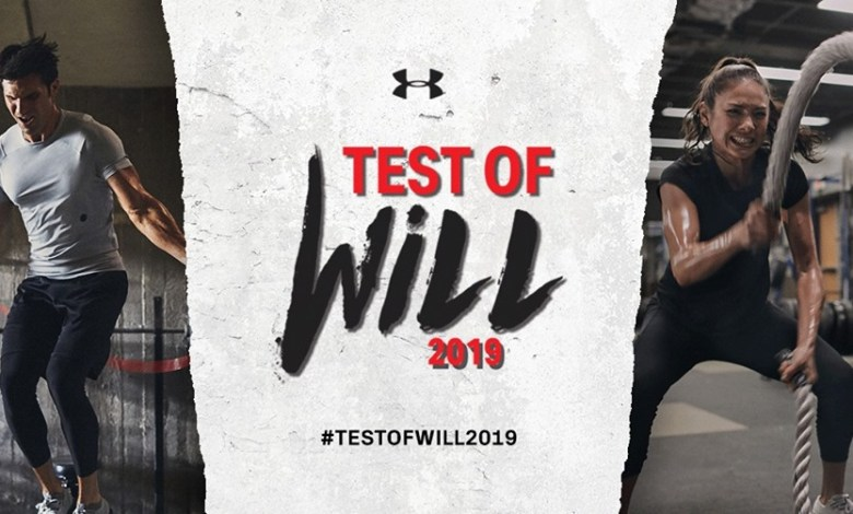 under armour test of will philippines 2019