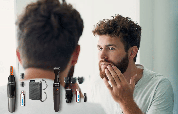 philips grooming tools for men philippines event image