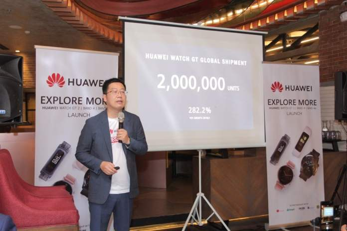 huawei gt2 band4 band4e philippines launch image1