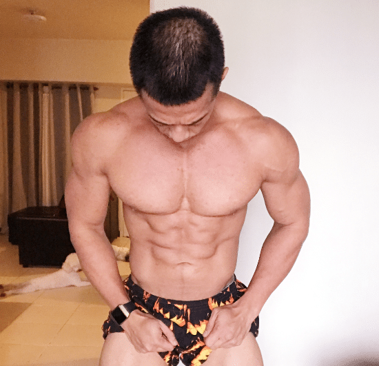 a day in the life of a pinoy amateur bodybuilder potatoes usa pinoy fit buddy philippines image1