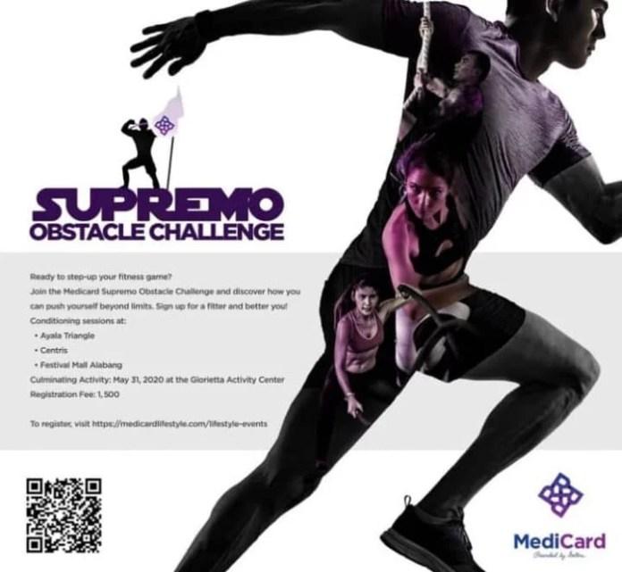 Medicard Supremo Challenge 2020 poster 720x664 1