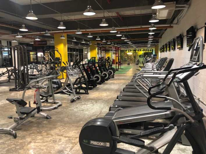 Gym are set to reopen starting September 1.