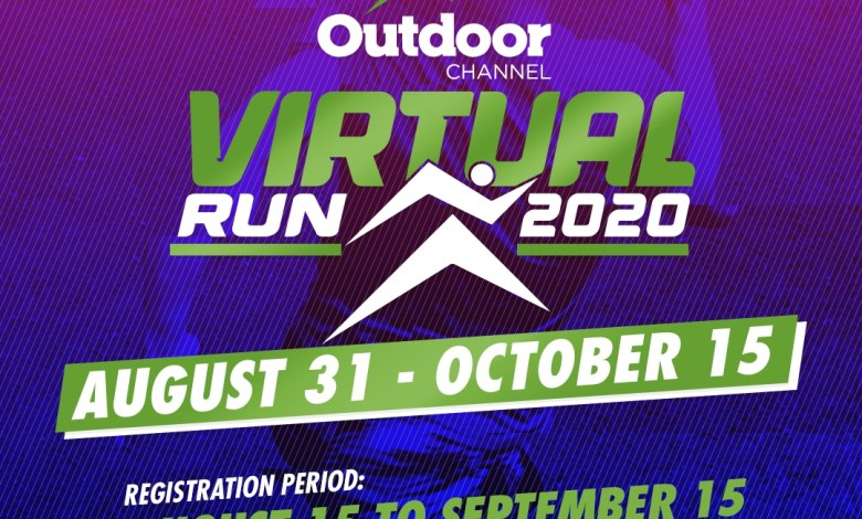 outdoor channel virtual run 2020 details registration philippines pinoy fitness image main
