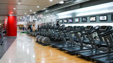 fitness first sm aura philippines