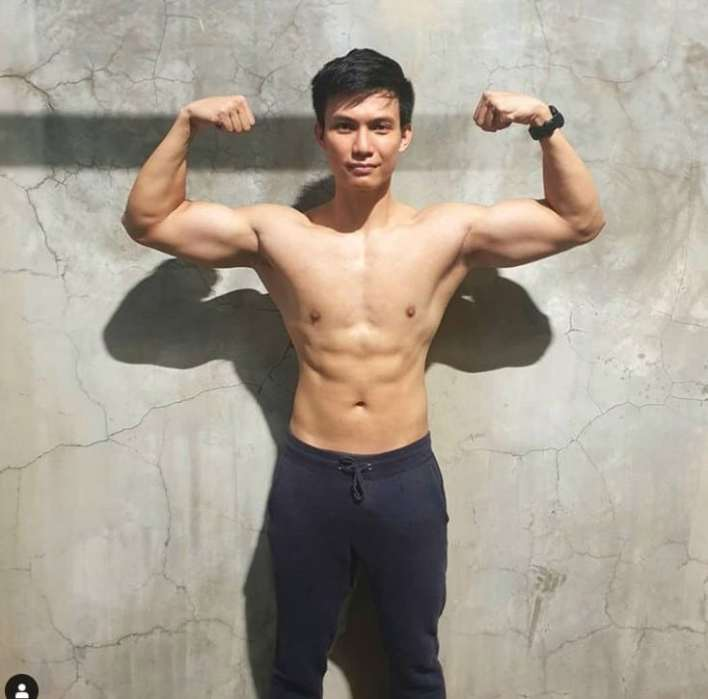 male fitness model philippines century superbods 2020 enzo bonoan