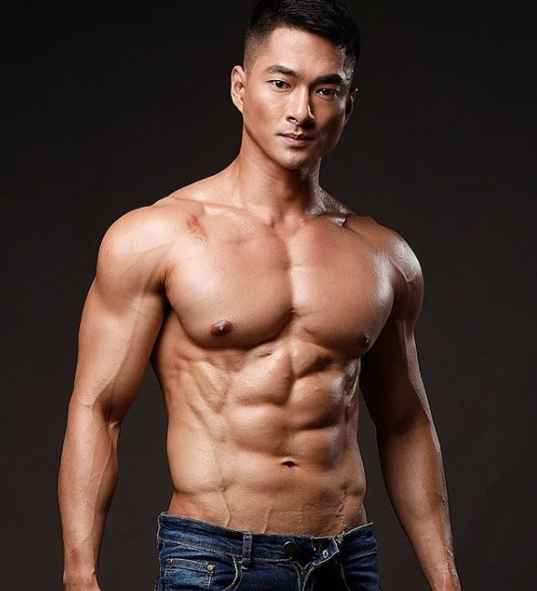 male fitness model philippines century superbods 2020 nelson banzuela