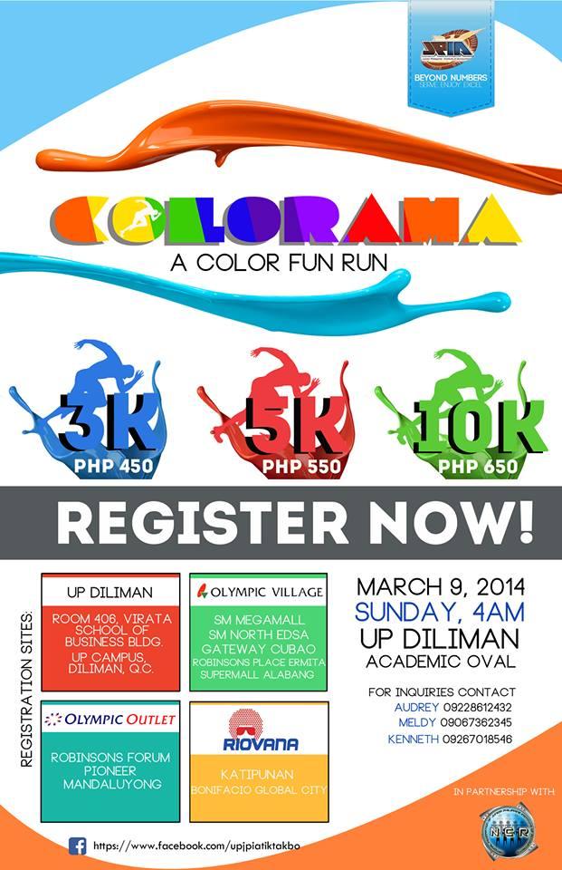 colorama-a-color-fun-run-Poster