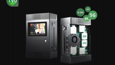 Photo of The TVU One Mobile Transmitter with Embedded 5G Module Is Now Shipping from TVU Networks