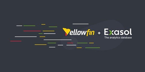 Yellowfin and Exasol - Fast Analytics