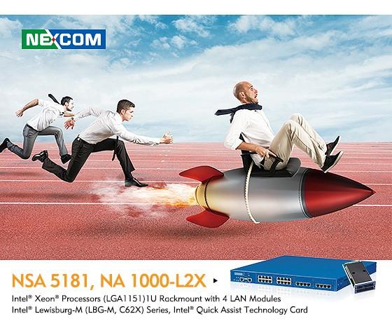 Full Speed Encryption Ahead with NEXCOM QAT card!