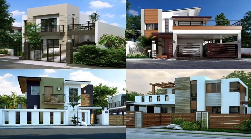 Top 5 Expensive Looking But Budget Friendly Modern House Designs,Bathroom Towel Folding Designs