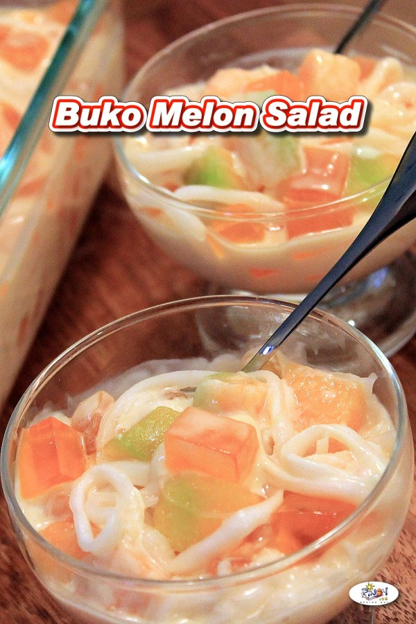 Buko Melon Salad