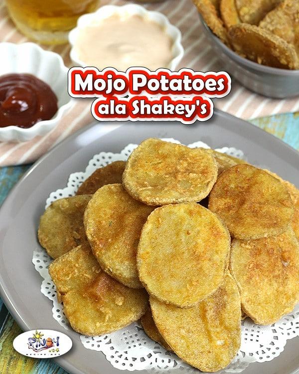 Shakeys Mojo Potatoes