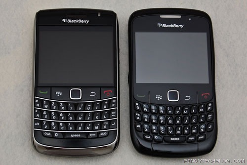BlackBerry services blocked in Dubai