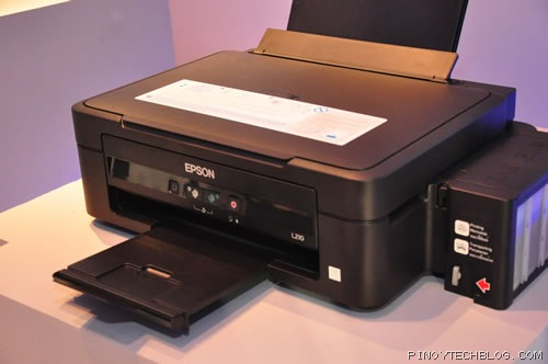 Epson launches new Lseries Ink Tank System printers