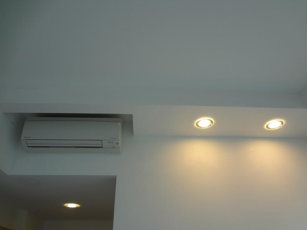 Air Con Pelmet False Ceilings L Box Partitions