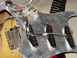 1963 Fender Stratocaster guitar 63 Fender Strat guitar