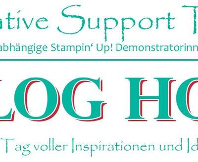 Blog Hop des Creative Support Teams im März 2016
