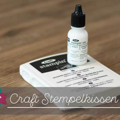 Quick-Tipp #11 – Craft Stempelkissen nachfüllen