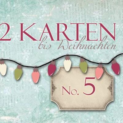 12 Karten bis Weihnachten #5